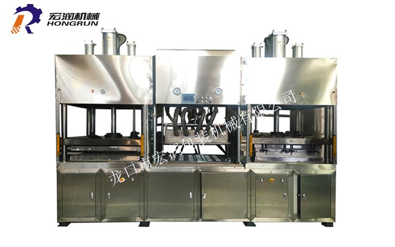 半自动纸浆餐具生产设备